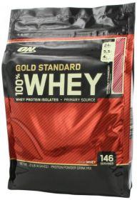 Optimum Nutrition 100% Whey Gold Standard (4,54 кг.)