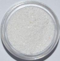 Бархатный песок белый  (БП-01), 5 грамм