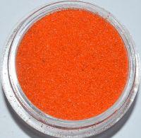 Бархатный песок оранжевый (БП-05), 5 грамм