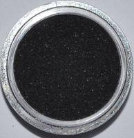 Бархатный песок черный (БП-23), 5 грамм