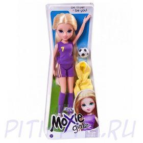 Moxie. Кукла спортивная Эйвери + ПОДАРОК
