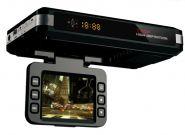 Видеорегистратор + радардетектор + GPS STR 8500