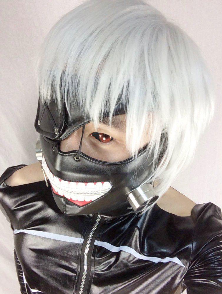 Маска Tokyo Ghoul