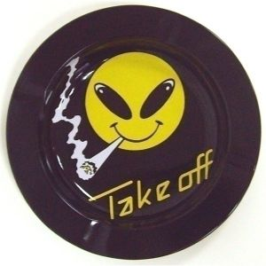 "Пепельница ""Take off """