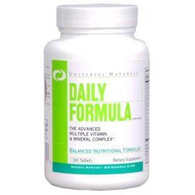 Universal Naturals Daily Formula (100 таб.)