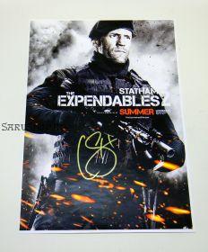 Автограф, Джейсон Стэйтем, (Неудержимые 2)