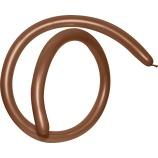 ШДМ пастель (260) коричневый, 100 шт, Колумбия