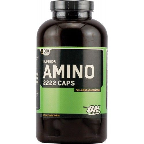 Optimum Nutrition - Superior Amino 2222 Caps