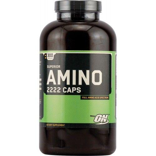 Optimum Nutrition - Superior Amino 2222 Caps