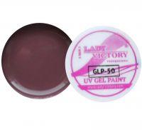 Гель-краска Lady Victory, (5 грамм) GLP-50