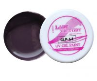 Гель-краска Lady Victory, (5 грамм) GLP-64