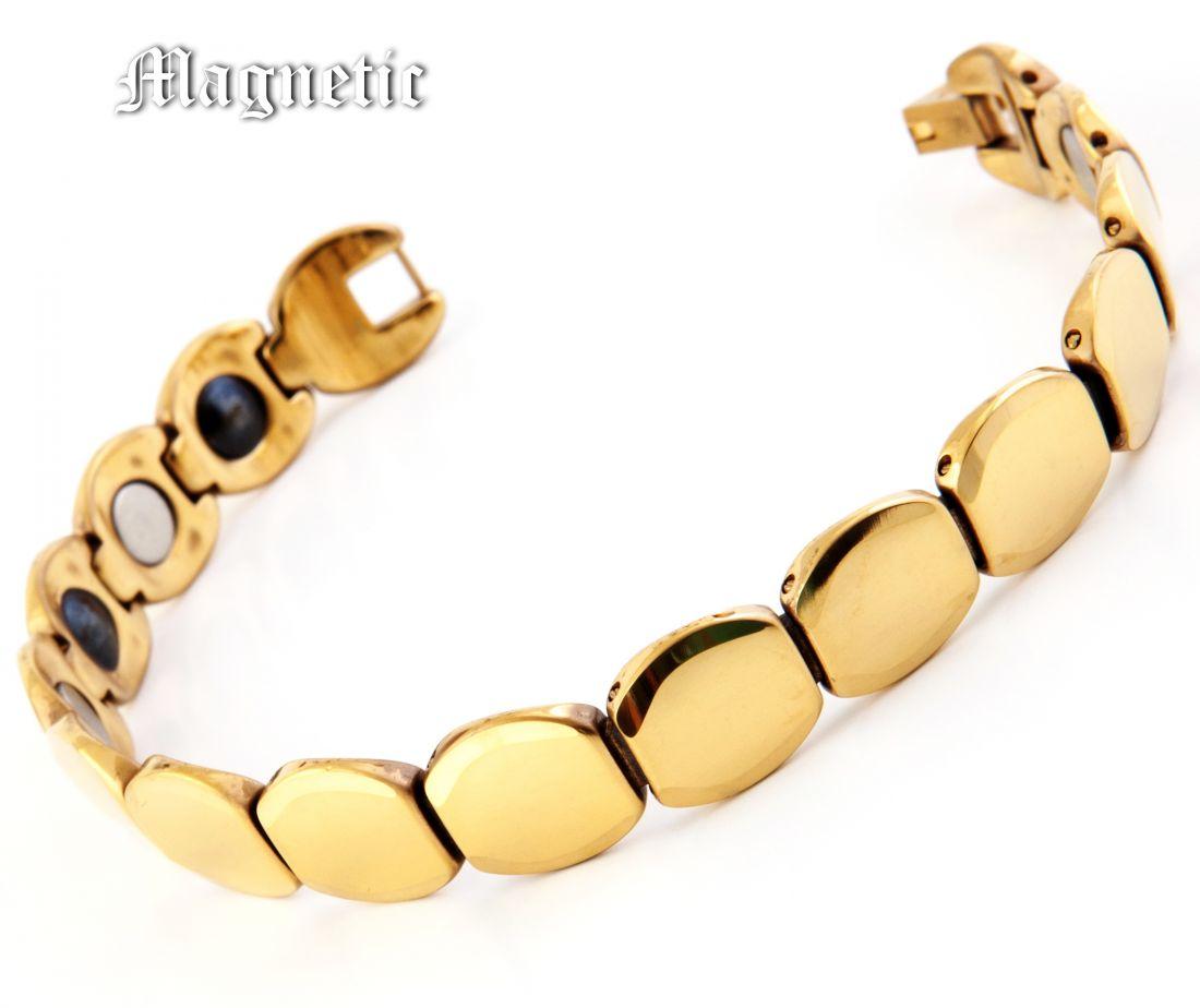 Женский магнитный браслет с Геманием