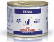 Royal Canin RENAL (курица) - Диета для кошек при хронической почечной недостаточности (195 г)