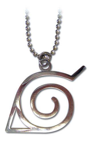 Подвеска символ Конохи
