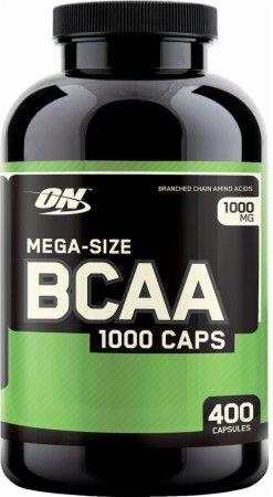 BCAA 1000 (400 капс.)