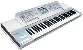 Профессиональные синтезаторы и рабочие станции