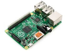 Raspberry Pi Model B + (512MB RAM)