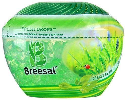 """BREESAL Гелевые шарики """"Свежесть летнего луга"""" Fresh Drops, 215г"""