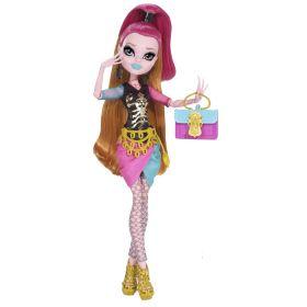 Кукла Джиджи Грант (Gigi Grant), серия Новый Скарместр, MONSTER HIGH