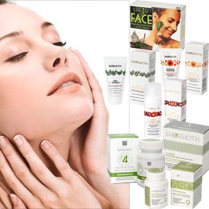 Биобьюти Программа «Хочу избавиться от купероза, сосудистых звездочек, покраснения носа» для нормальной и жирной кожи