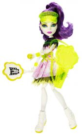 Кукла Спектра Вондергейст (Spectra Vondergeist), серия Спорт, MONSTER HIGH