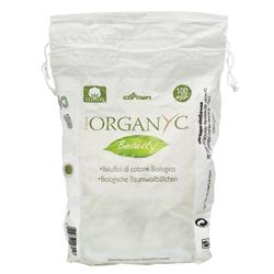 Organyc Ватные шарики из органического хлопка 100 шт.