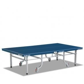 Теннисный стол профессиональный SAN-EI IF-VERIC-CENTEROLD, ITTF(синий) ST-10-605