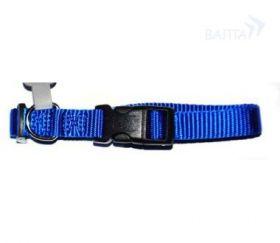HUNTER SMART ошейник для собак Ecco нейлоновый синий