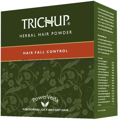 Аюрведические капсулы для укрепления волос Тричуп (Vasu Trichup Herbal Hair Capsules)