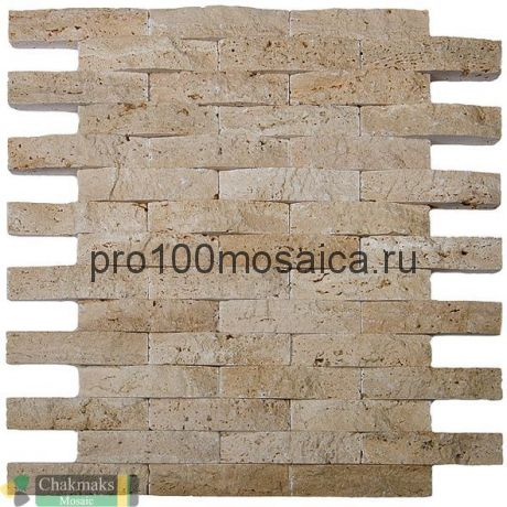 ANCIENT WALL CL Бесшовная Мозаика 3D  Fusion Stone, 241*300 мм (CHAKMAKS)