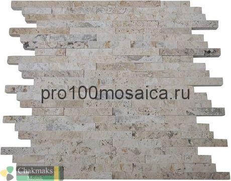 FORT Бесшовная Мозаика 3D  Fusion Stone, 291*302 мм (CHAKMAKS)
