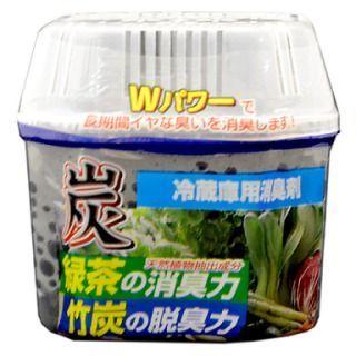 Nagara Древесный уголь для устранения запаха в холодильнике.