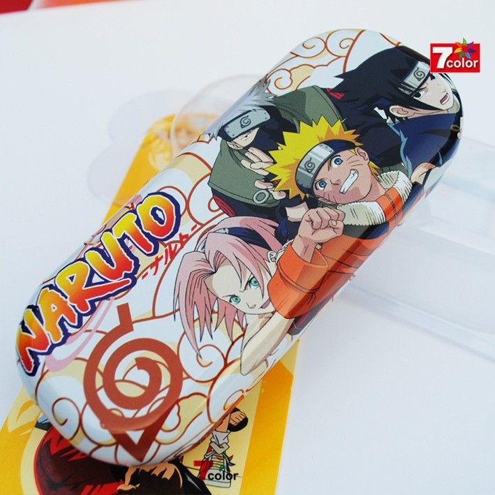 Аниме пенал Naruto