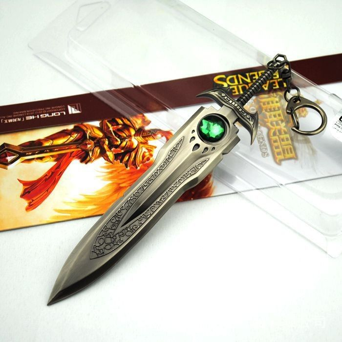 Брелок-меч Seconds Kill