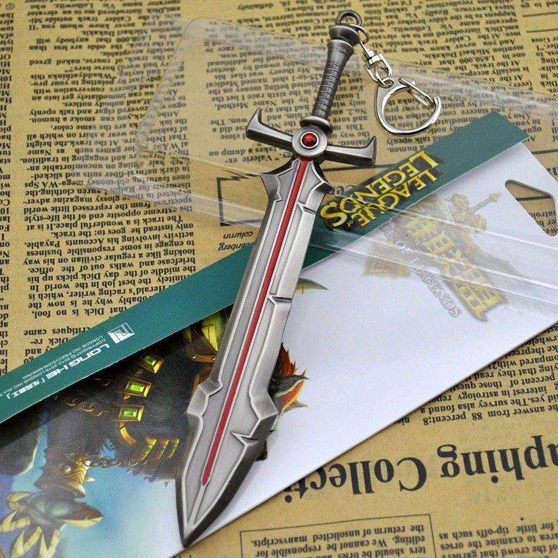 Брелок-меч ver.8