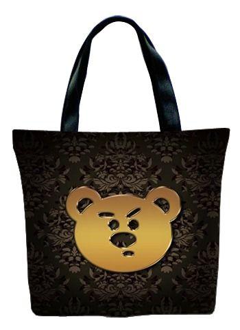 Женская сумка ПодЪполье Gold bear