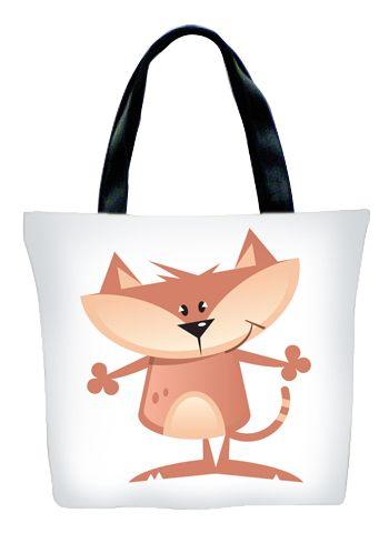Женская сумка ПодЪполье Fox