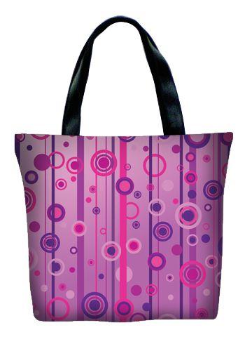 Женская сумка ПодЪполье Purple circle
