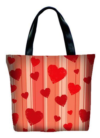 Женская сумка ПодЪполье Love hearts