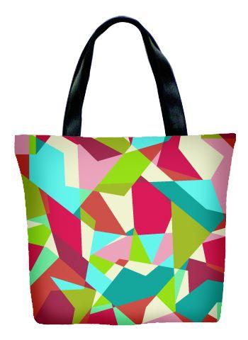 Женская сумка ПодЪполье Triangles-I