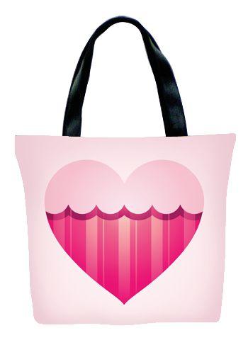 Женская сумка ПодЪполье Pink heart