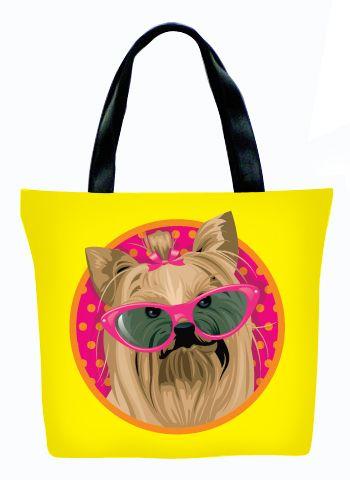Женская сумка ПодЪполье Glamour dog