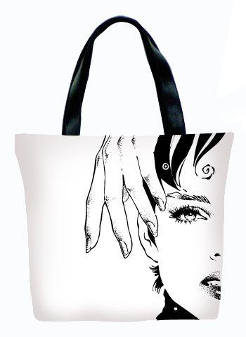 Женская сумка ПодЪполье Your fingertips