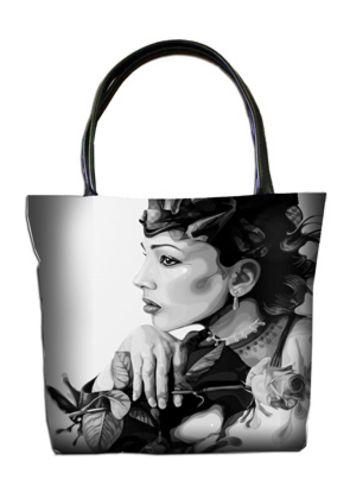 Женская сумка ПодЪполье Lady rose