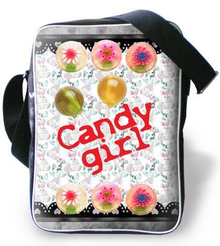 "Молодежная сумка ""ПодЪполье"" Candy girl"