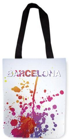 """Авоська """"ПодЪполье"""" Barcelona"""