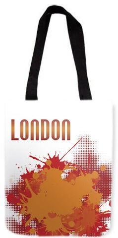 "Авоська ""ПодЪполье"" London"