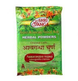 Ашвагандха чурна (Ashwagandha churnam) Shri Ganga Pharmacy 100г