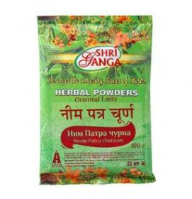 Ним Патра чурна / Neem Patra churnam Shri Ganga Pharmacy 100г