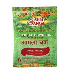 Амла чурна / Amla churnam Shri Ganga Pharmacy 100г